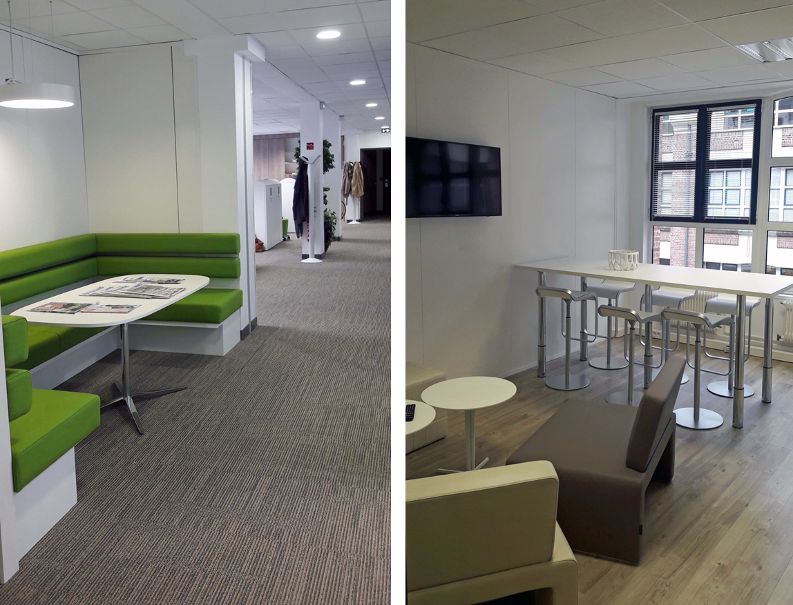 Nouveaux bureaux pour cbre lille : un déménagement stratégique