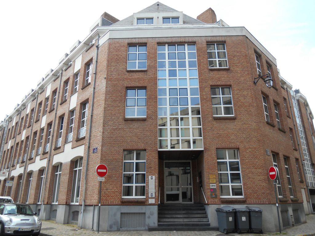 Immeuble CBRE Lille